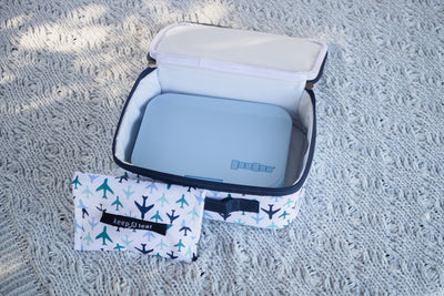 Keep Leaf Insulated Lunch Box - Planes
