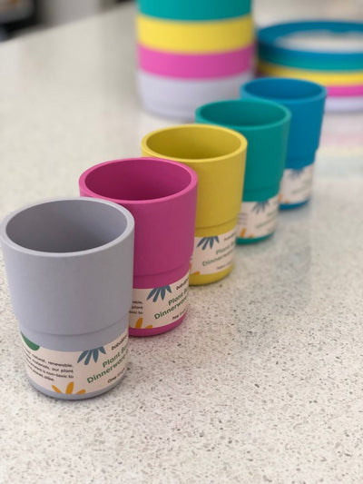 Bobo & Boo Plant-Based Cups