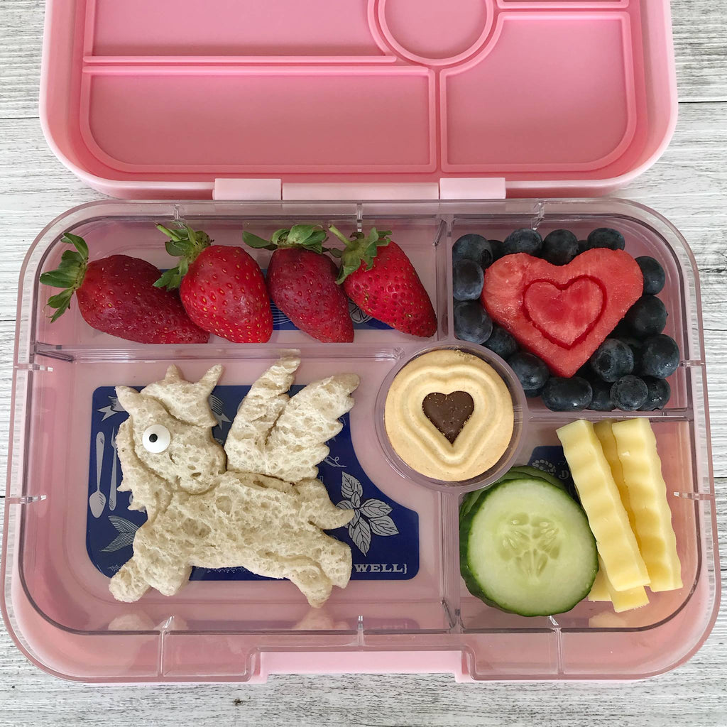 Unicorn Sandwich in Yumbox Tapas