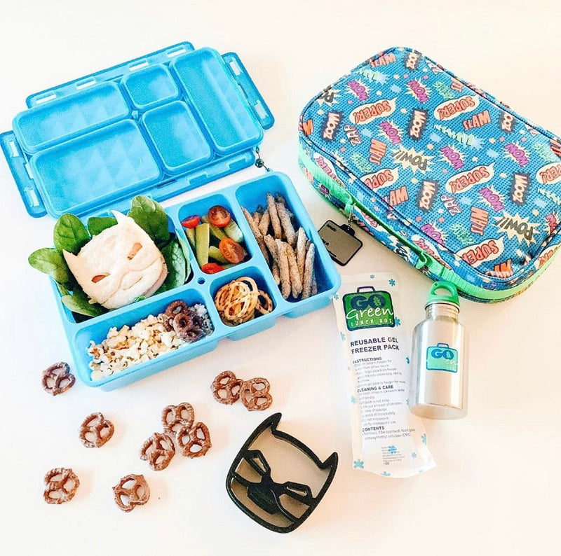 Go Green Large Lunchbox Sets