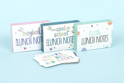 Magical Lunch Notes Set