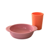Little Woods Silicone Scoop Bowl and Cup Set