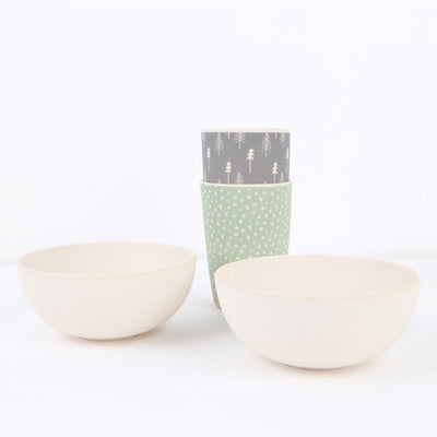 Love Mae Bowls and Tumblers