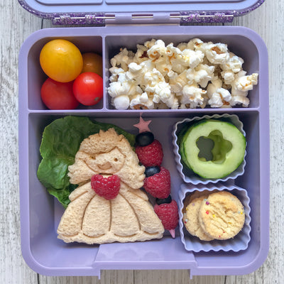 Princess Cutter in Bento Three