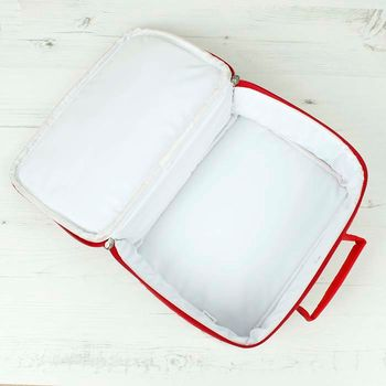 Keep Leaf Insulated Lunch Box Interior
