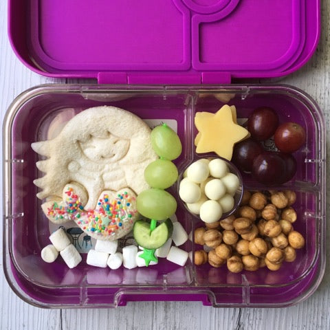 Mermaid Sandwich in Yumbox Panino