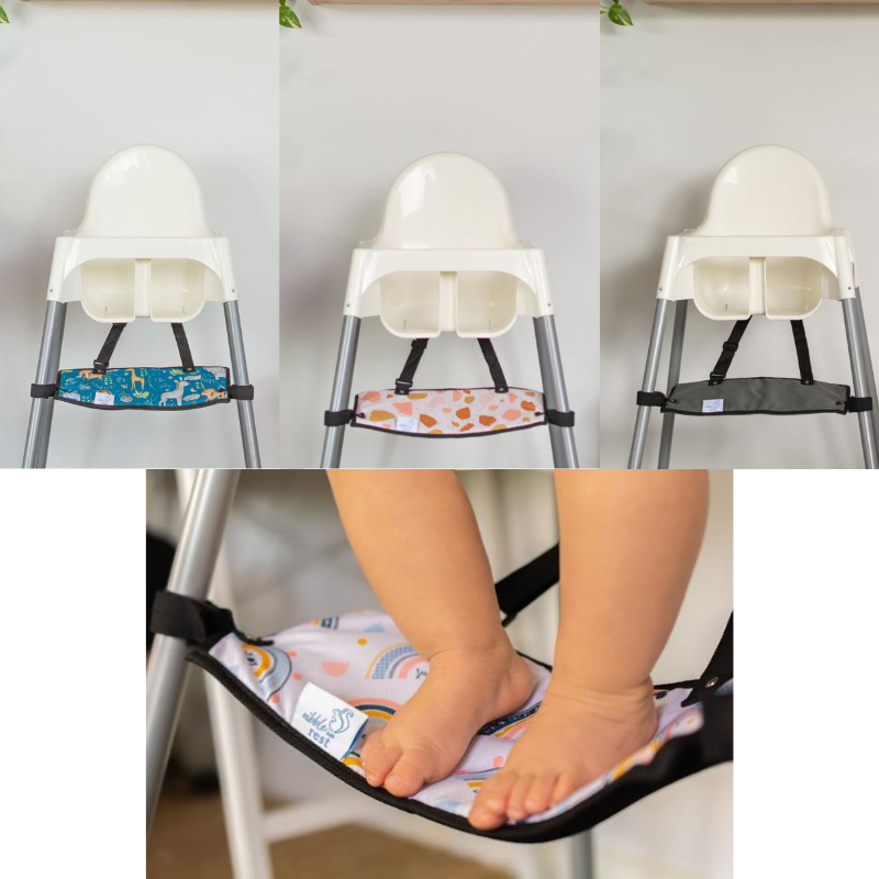 Nibble & Rest Footsi Adjustable Highchair Footrest