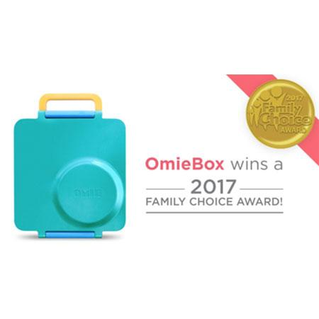 OmieBox is Award Winning