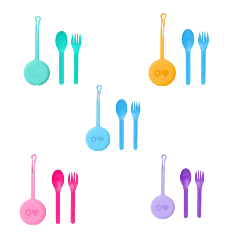 Omie 3 Piece Cutlery Pod Set