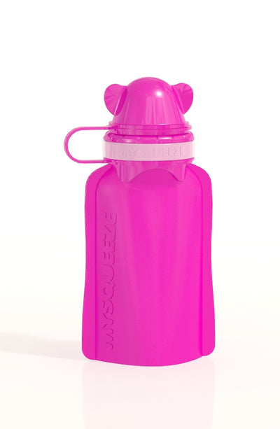 My Squeeze Reusable Pouch Pink