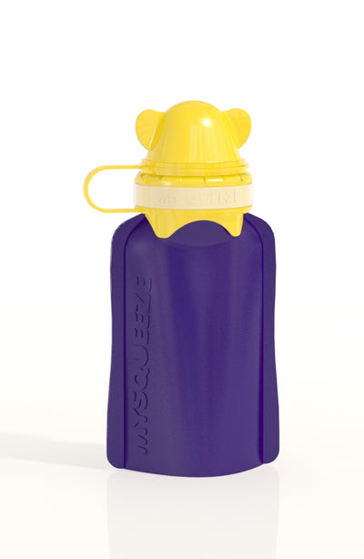 My Squeeze Reusable Pouch Purple