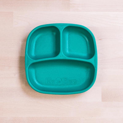 RePlay Divided Plate - Teal