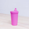 RePlay Recycled Sippy Cup - Bright Pink