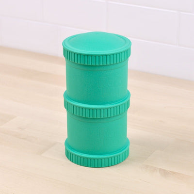 RePlay Recycled Snack Stack - Aqua