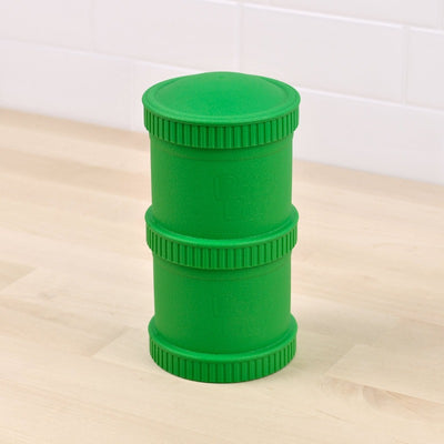 RePlay Recycled Snack Stack - Kelly Green
