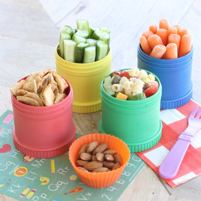 RePlay Recycled Snack Stacks