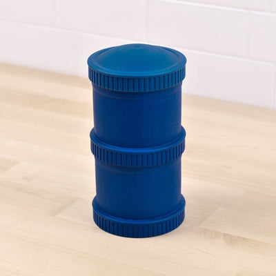 RePlay Recycled Snack Stack - Navy Blue