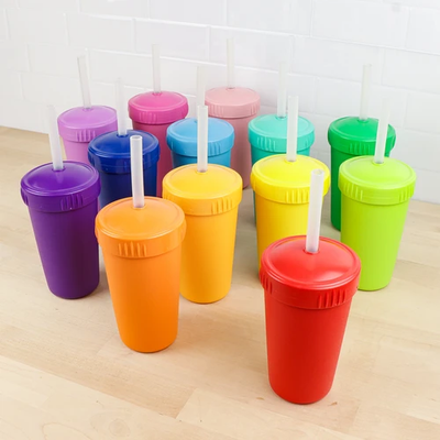 RePlay Recycled Straw Cups
