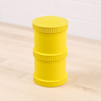 RePlay Recycled Snack Stack - Yellow