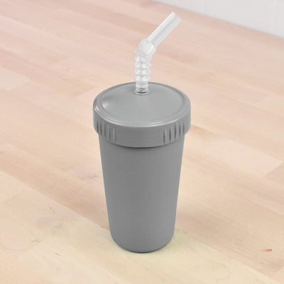 RePlay Recycled Straw Cup - Grey