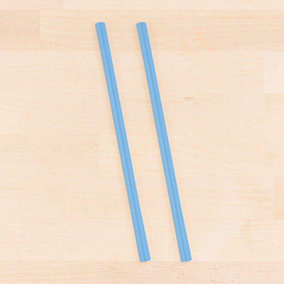 Replay Reusable Silicone Straw - Blue