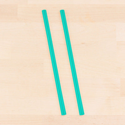 Replay Reusable Silicone Straw - Teal