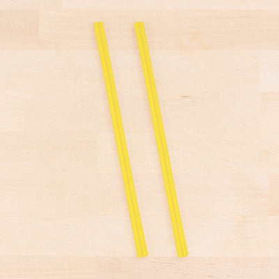 Replay Reusable Silicone Straw - Yellow