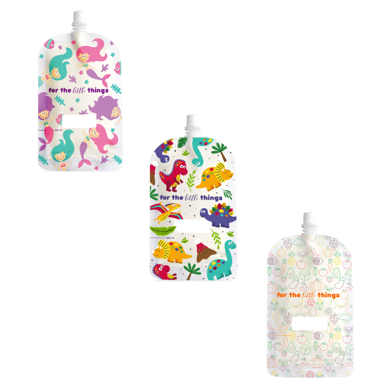 Sinchies Pouches - 200ml