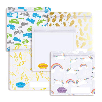 Sinchies Reusable Sandwich Bags