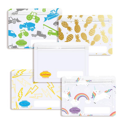 Sinchies Reusable Snack Bags