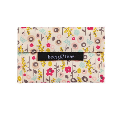 Keep Leaf Reusable Baggie - Small - Bloom