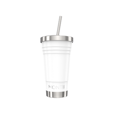 Montii Co Smoothie Cup - White
