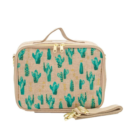 SoYoung Insulated Lunch Bag - Cacti Desert