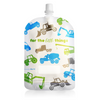 Sinchies Reusable Food Pouches - Trucks