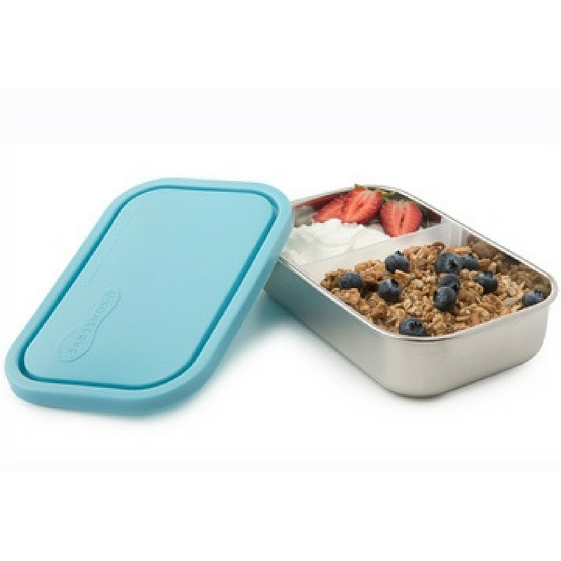 U Konserve Rectangular Divided Lunchbox