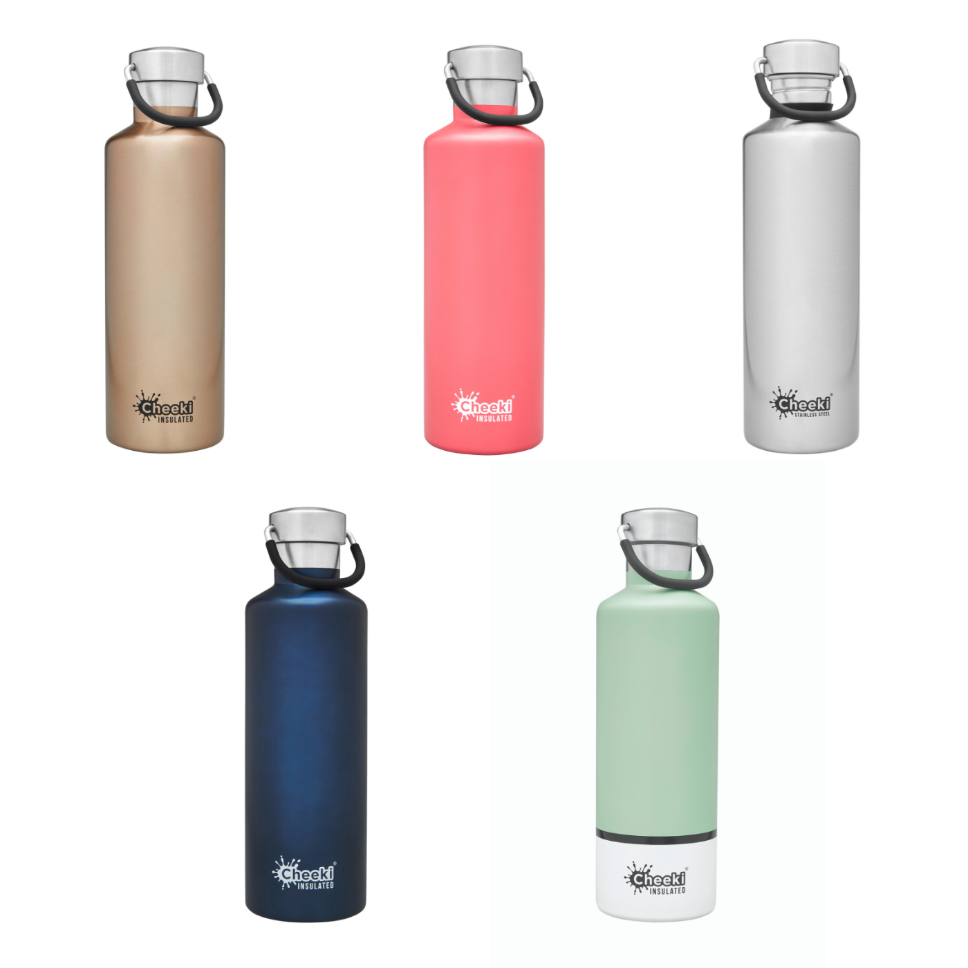 Cheeki Insulated Bottle - 600ml
