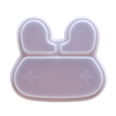 We Might Be Tiny Bunny Stickie Plate Lid
