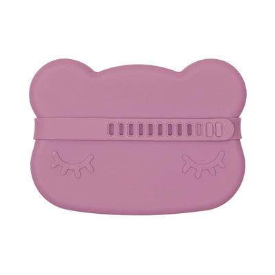 We Might Be Tiny Snack Box Snackie Bear Pink