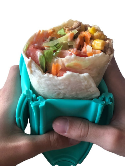 Wrap'd Silicone Wrap Holder