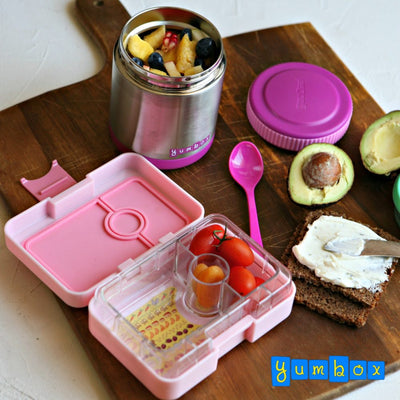 Yumbox Zuppa Insulated Jar - Bijoux Purple