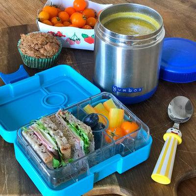 Yumbox Zuppa Insulated Jar - Neptune Blue