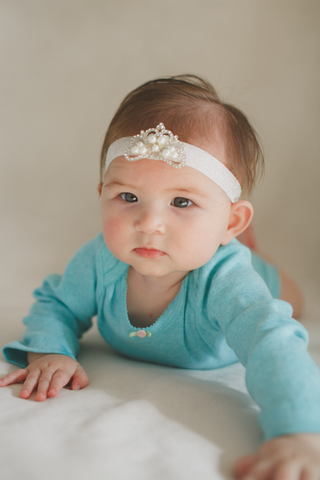 Sparkles + Crown Headband