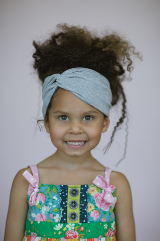 Little Girl's Turban