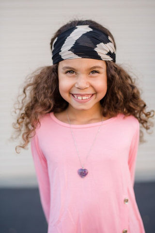 Kids Chevron Headwrap
