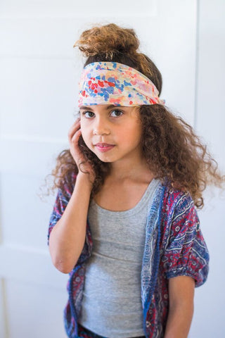Girls' Wrap Headwrap