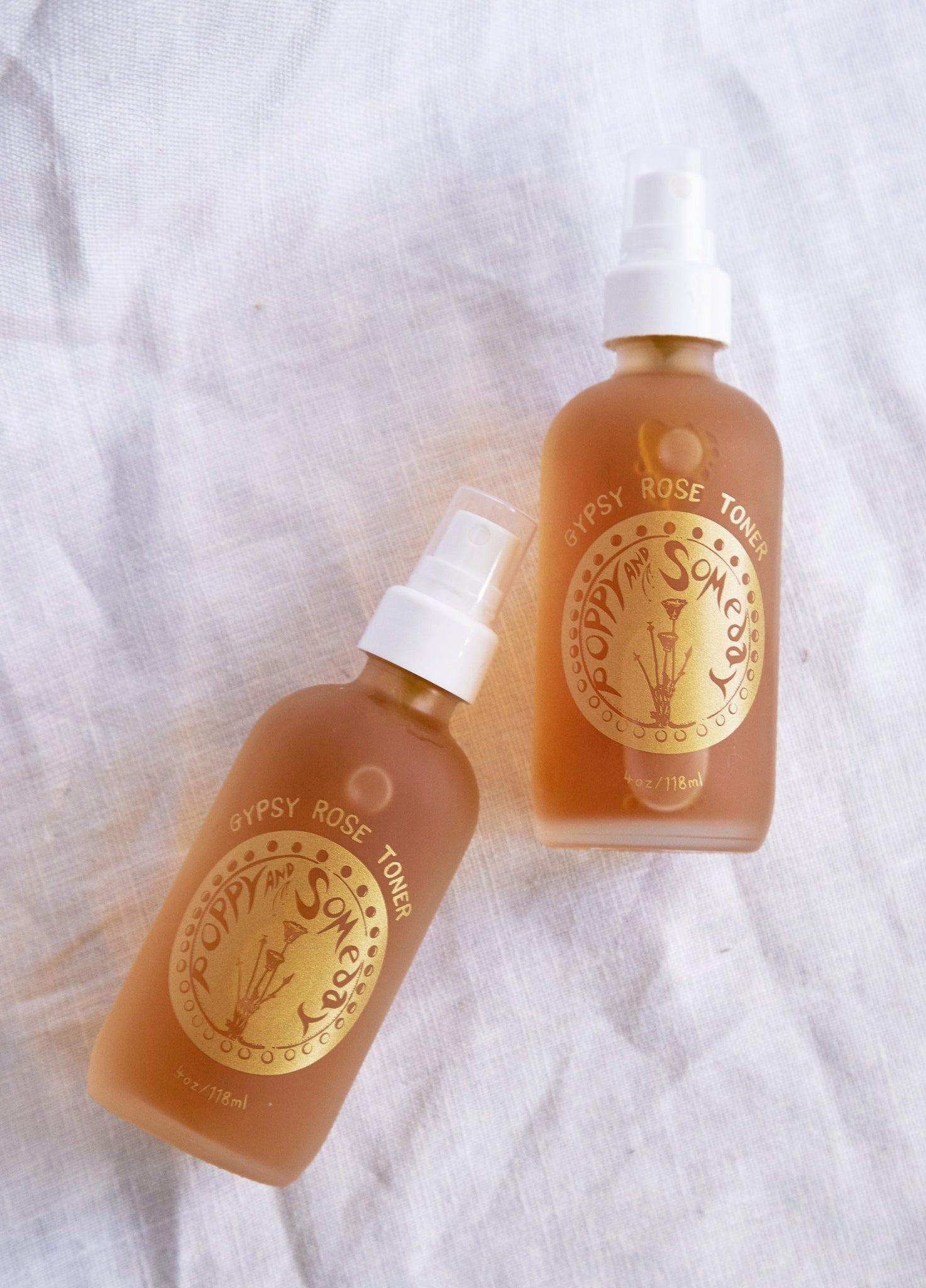 Poppy & Someday Gypsy Rose Toner