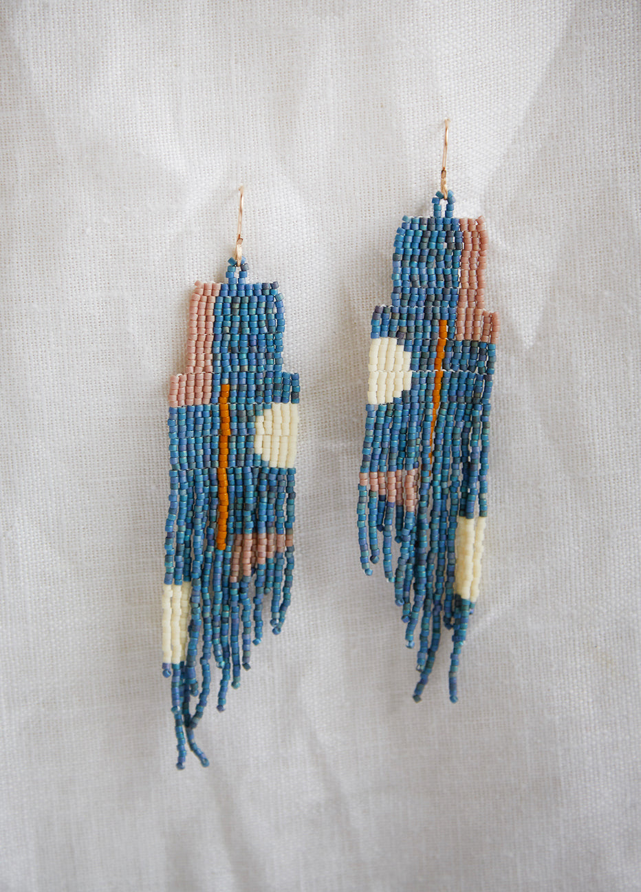 Blackbirddagger Narabi Earrings