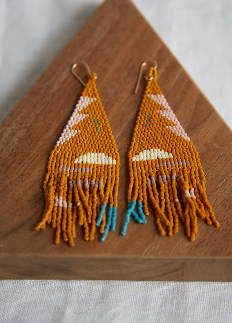 Blackbirddagger Iwaku Earrings