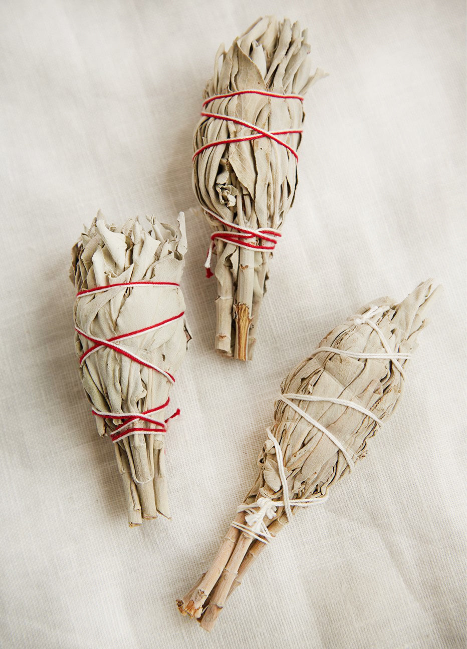 White Sage Smudge Bundles