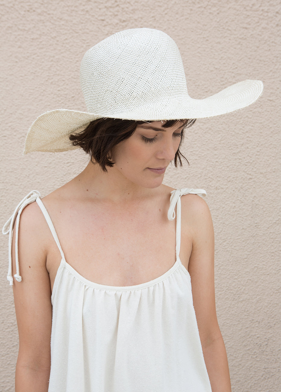 Brookes Boswell Simple Sunhat